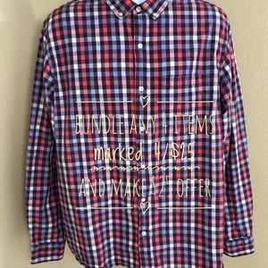4/$25 Old Navy Button down shirt